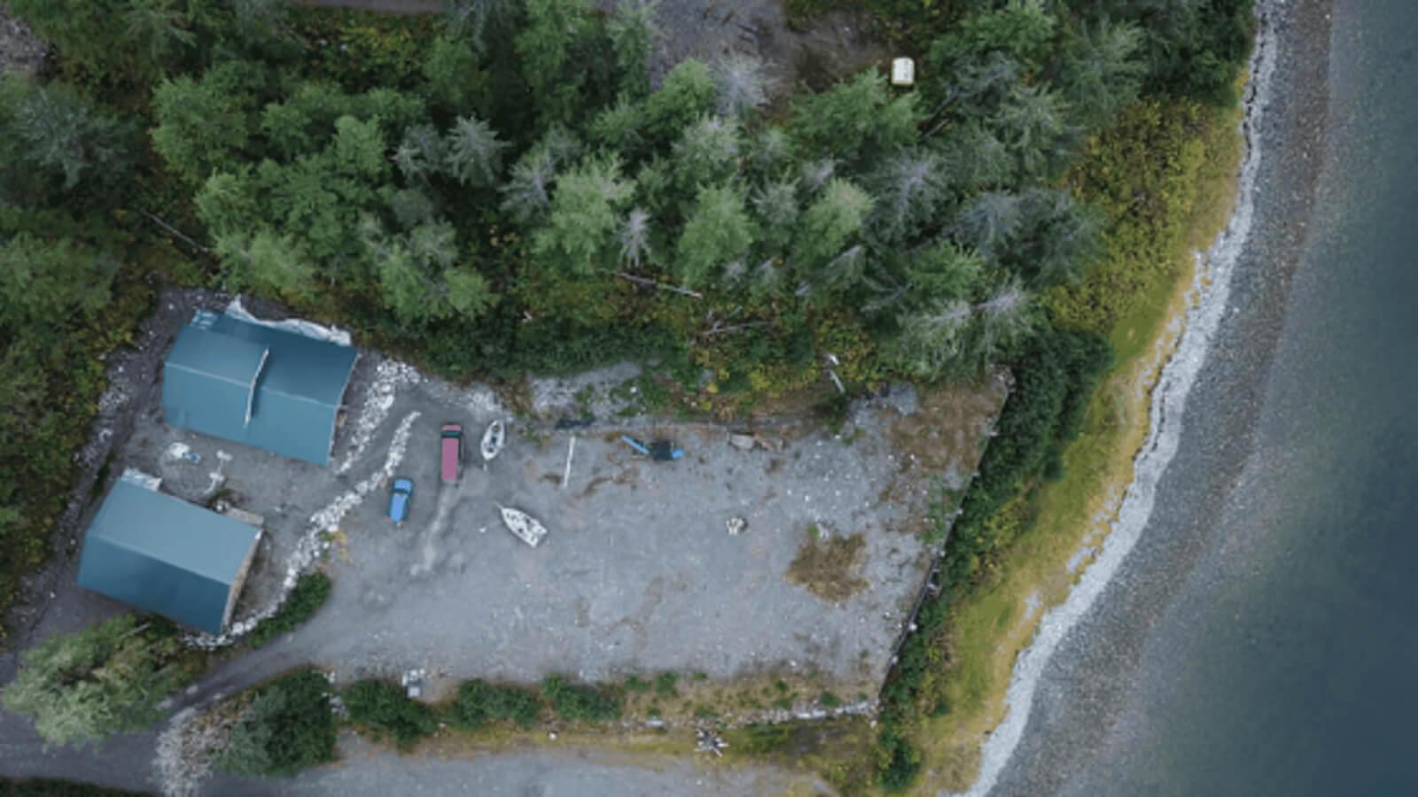 Southeast Alaska fishing resort accomodations in Alaska