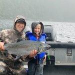 Northwest Fishing Team BC fishing lodge image23