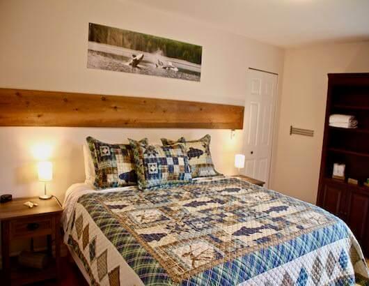 Haida Gwaii/North Coast fishing resort accomodations in BC