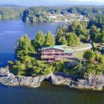 Pacific Gateway Wilderness Lodge BC fishing lodge image1