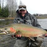 Deep Creek Lodge BC fishing lodge image34