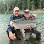 Deep Creek Lodge BC fishing lodge image37