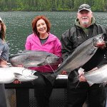 Queen Charlotte Safaris BC fishing lodge image12