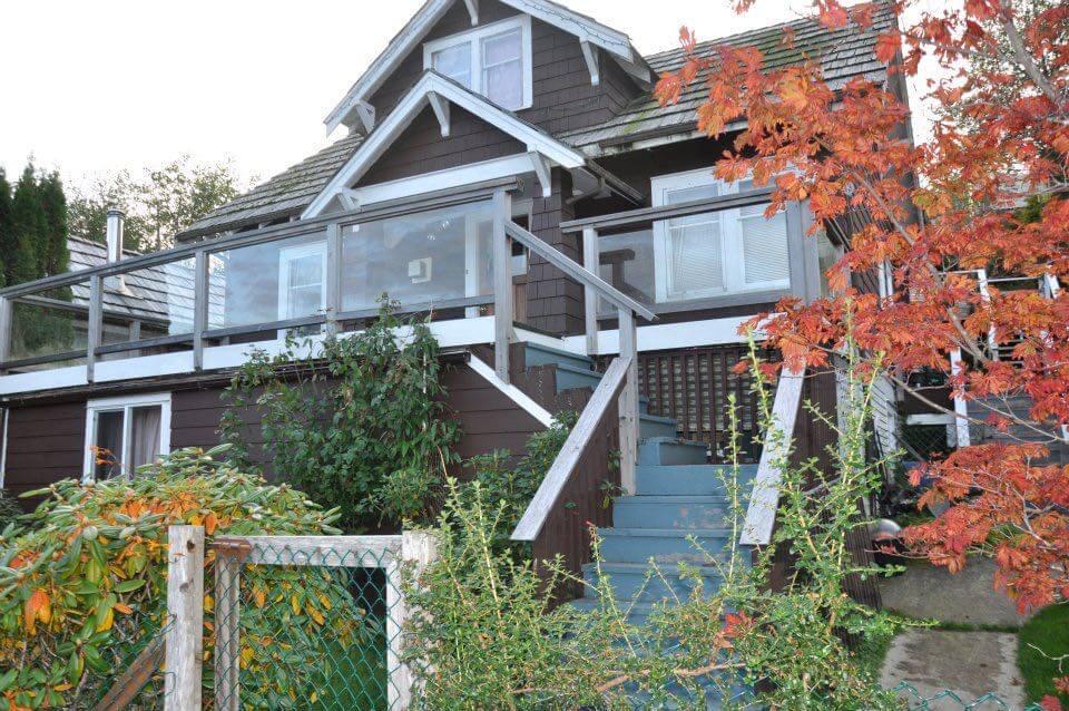 Vancouver Island/Gulf Islands fishing resort accomodations in BC