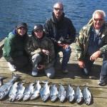 Reel Crazy Fishing Charters BC fishing lodge image6