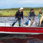 Reindeer Lake Lodge Saskatchewan fishing lodge image1