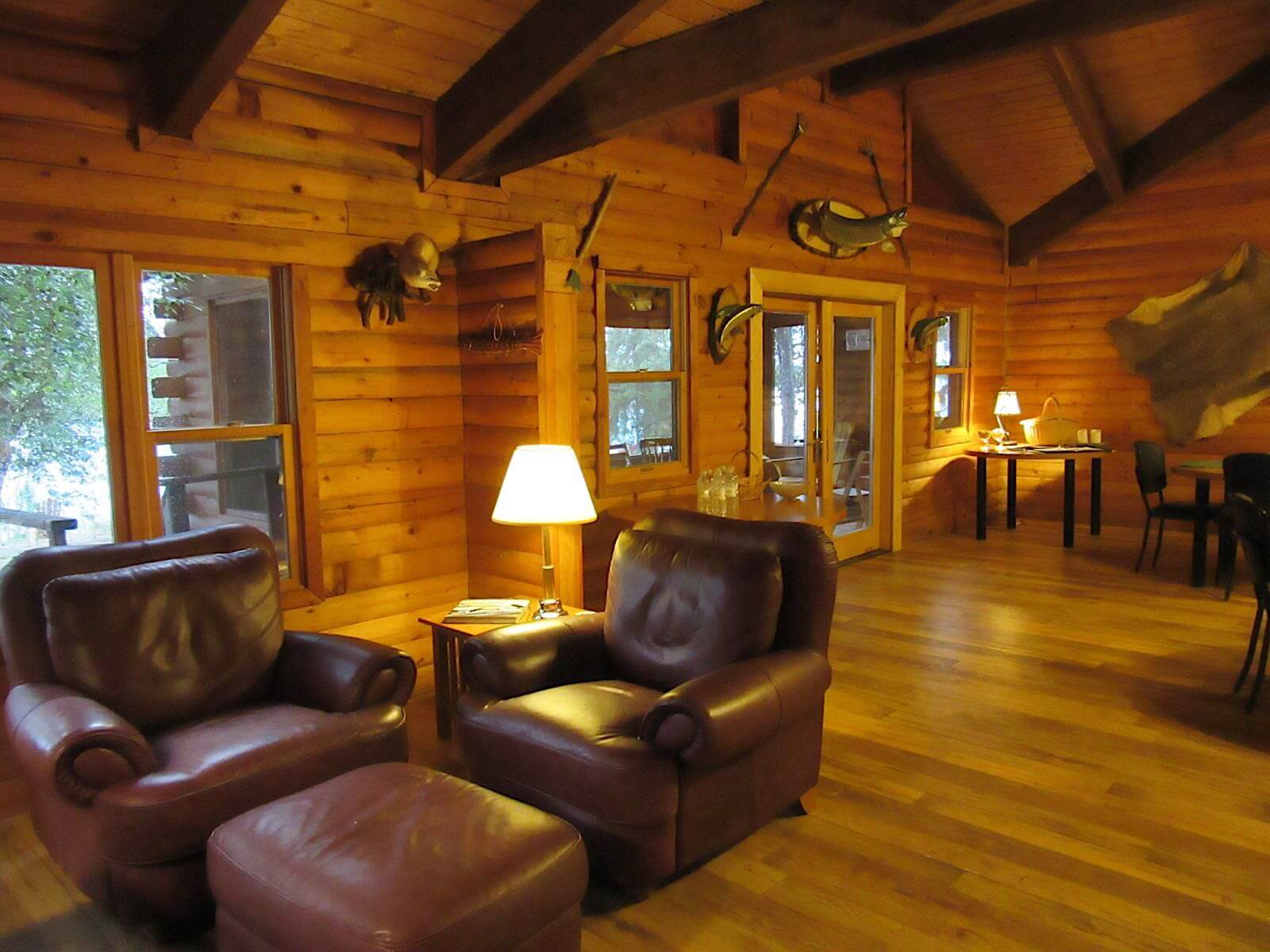 fishing resort accomodations in Saskatchewan