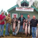 River King Outfitters Alaska fishing lodge image9