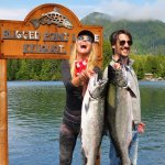 Rugged Point Lodge BC fishing lodge image1