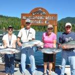 Rugged Point Lodge BC fishing lodge image15