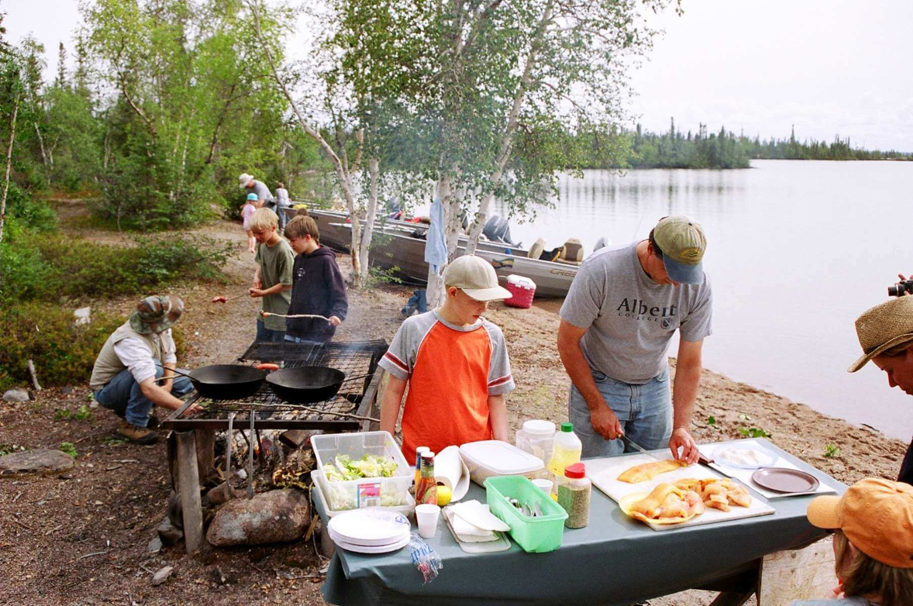 fishing lodge all inclusive lodge meals in Northwest Territories