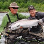 Skeena River Lodge BC fishing lodge image1