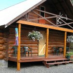 St. Theresa's Lakeside Resort Alaska fishing lodge image7