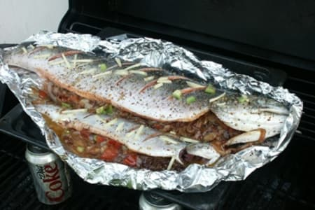 Kenai Peninsula fishing lodge all inclusive lodge meals in Alaska