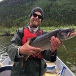 Tincup Wilderness Lodge Yukon fishing lodge image17
