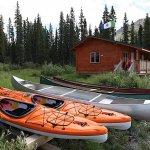 Tincup Wilderness Lodge Yukon fishing lodge image16