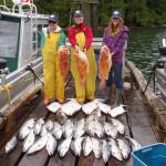 Trailhead Resort & Charters BC fishing lodge image7