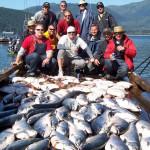 Trailhead Resort & Charters BC fishing lodge image2