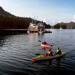 Pacific Tugboat Adventures BC fishing lodge image18