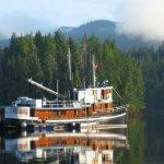 Pacific Tugboat Adventures BC fishing lodge image6