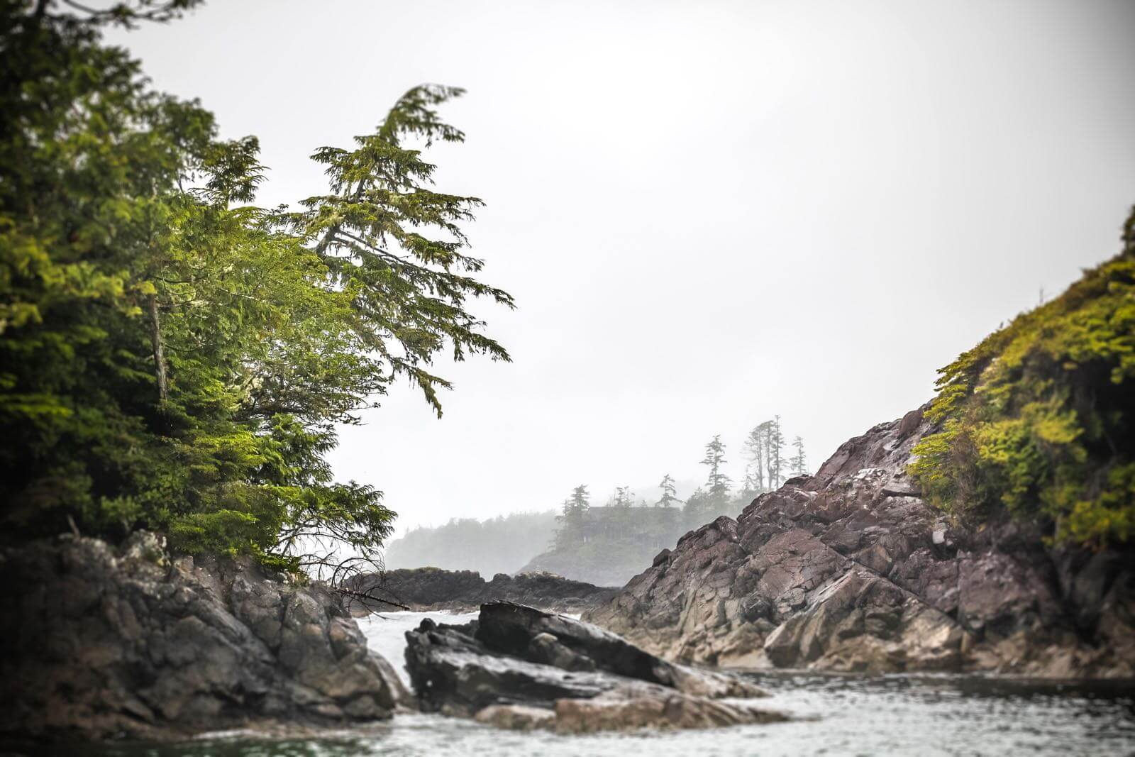British Columbia fishing resorts