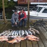 Walters Cove Resort BC fishing lodge image21