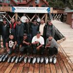 Walters Cove Resort BC fishing lodge image22