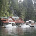 Walters Cove Resort BC fishing lodge image10