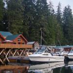 Walters Cove Resort BC fishing lodge image1