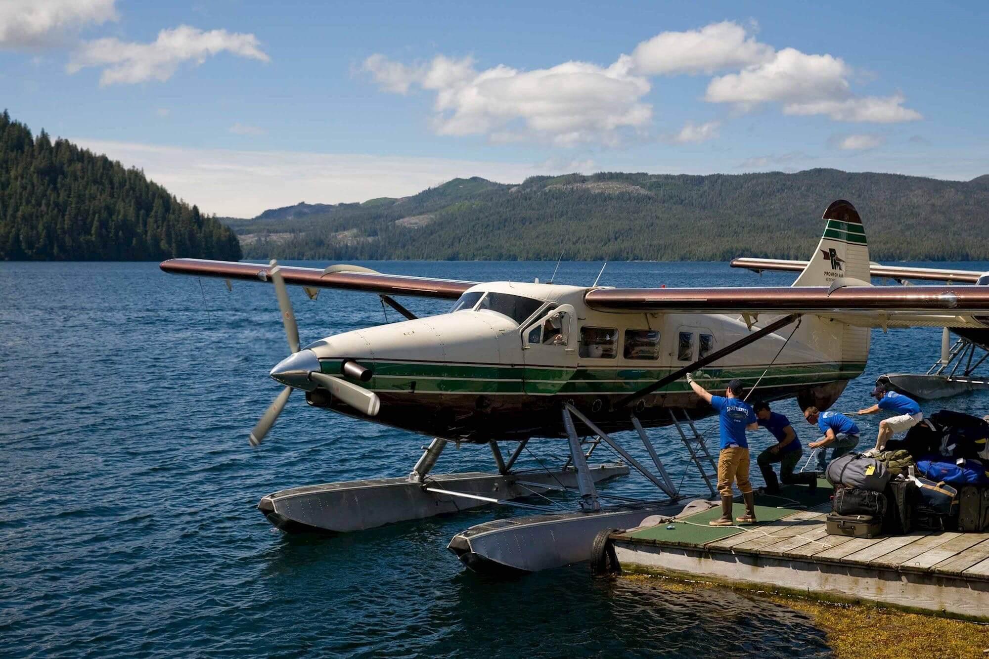 fishing vacations in Alaska