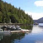 Waterfall Resort Alaska fishing lodge image20
