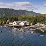 Waterfall Resort Alaska fishing lodge image7