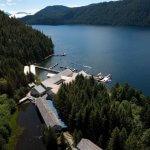 Waterfall Resort Alaska fishing lodge image5