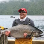 Waterfall Resort Alaska fishing lodge image27