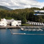 Waterfall Resort Alaska fishing lodge image1