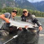 Wild River Flyfishing BC fishing lodge image4