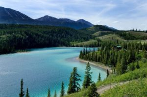 Yukon Canada fishing lodges
